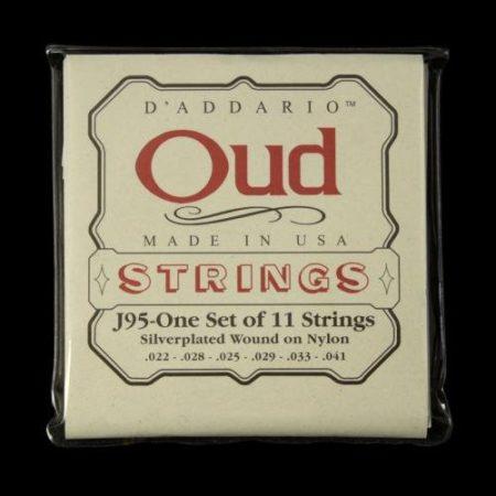 DAddario-J95-Oud11-String-Set-0