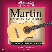 Martin-M160-Silverplated-Ball-End-Classical-Guitar-Strings-High-Tension-0